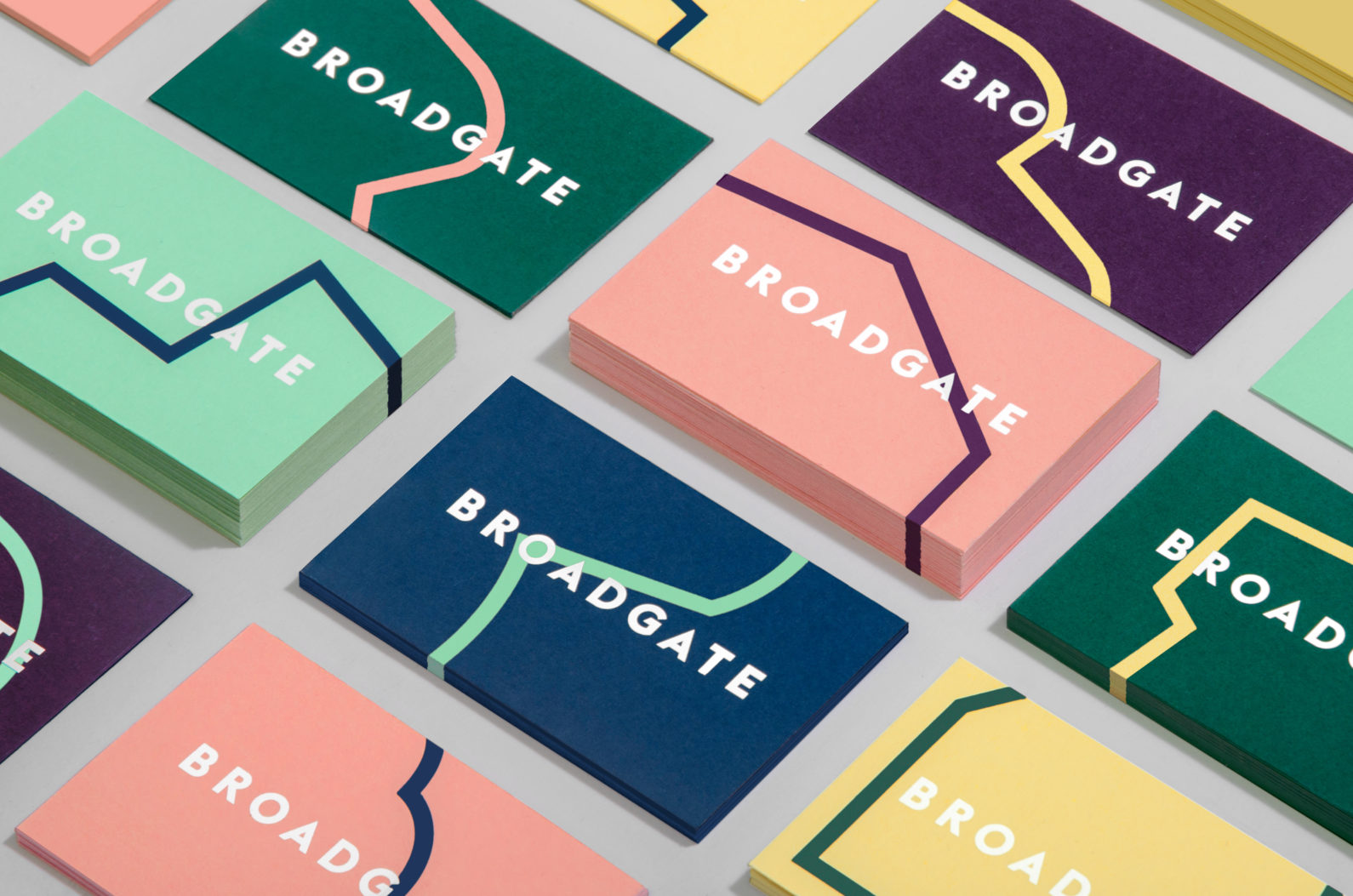 Broadgate Business Cards